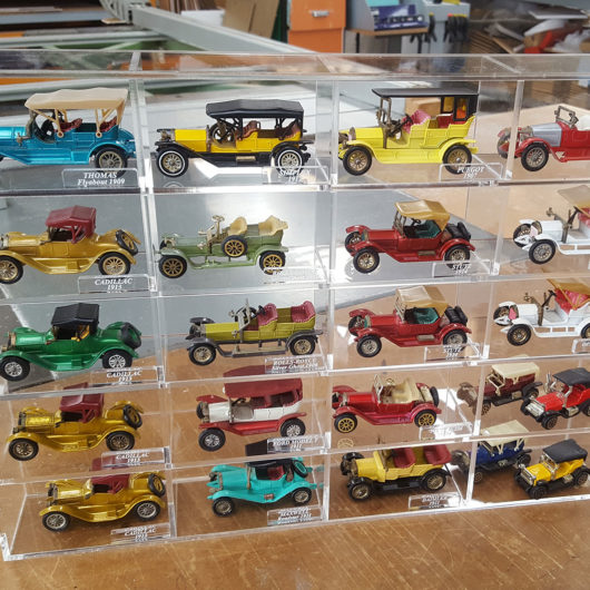 display case for matchbox cars nz