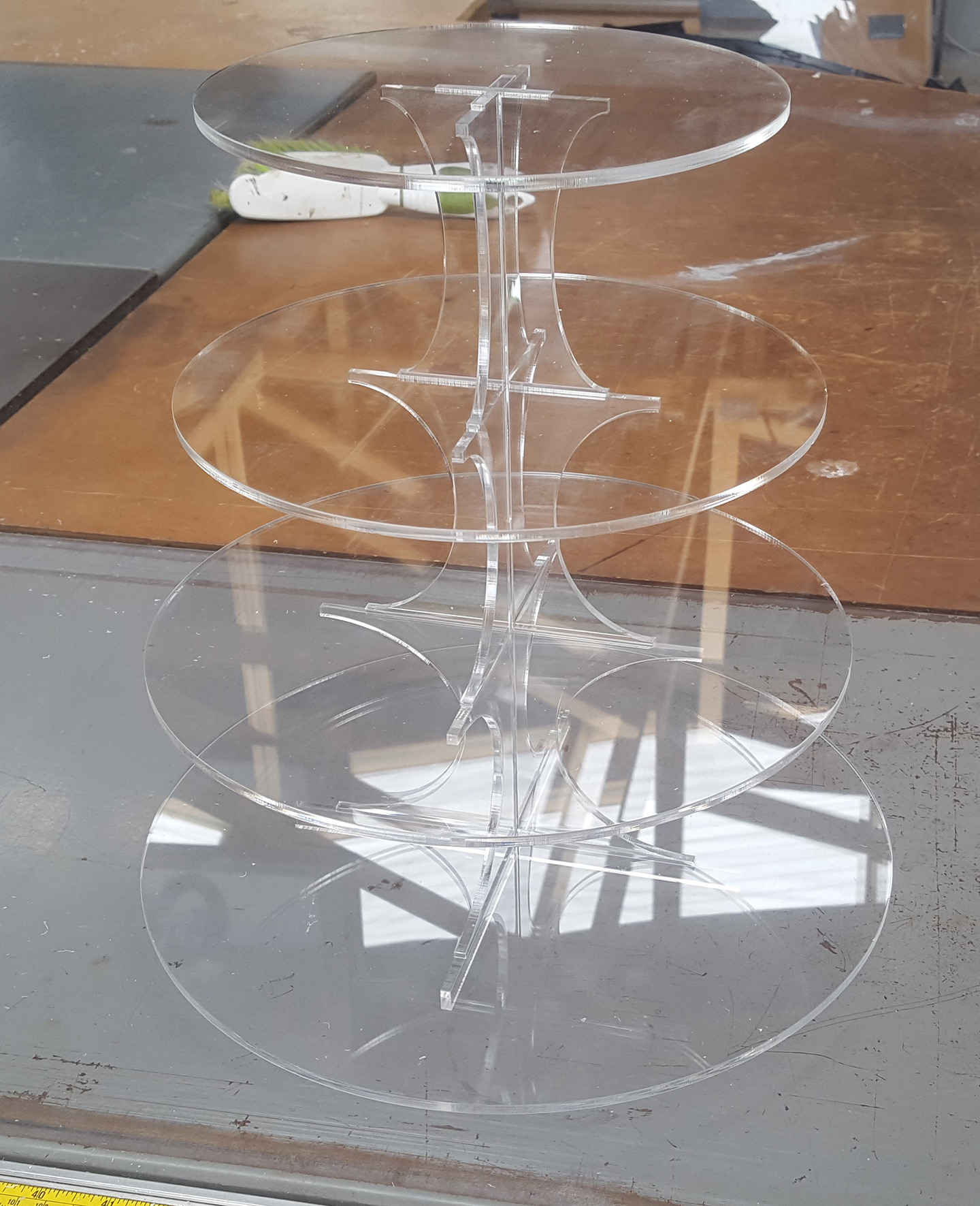 Cake Stand Collapsible